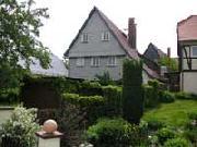 Umgebindehaus in Unesco village
